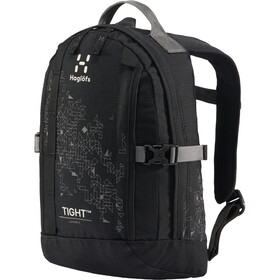 Haglöfs Tight 8 Mochila Jóvenes, true black